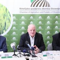 Vodstvo KGZS predstavilo delo zbornice v letu 2018