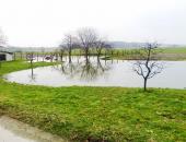 Škode zaradi poplavljanja Drave terjajo ukrepanje.