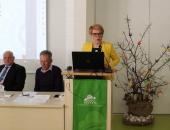Na seji sveta KGZS je ministrica Pivec predstavila resolucijo o prihodnosti slovenskega kmetijstva