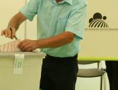 KGZS ustavila volilna opravila