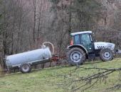MKGP ni podaljšalo roka za gnojenje, zato morate to opraviti do 15. novembra.