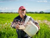 Poziv za delo na kmetijah