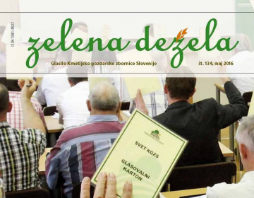 Zelena dežela 134 - maj 2016