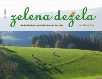 Zelena dežela 135 volilna - maj 2016