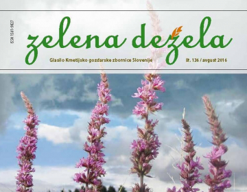 Zelena dežela 136 - avgust 2016