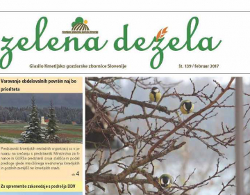 Zelena dežela 139 - februar 2017
