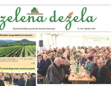 Zelena dežela 143 - oktober 2017