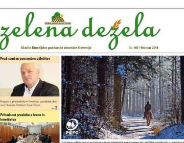 Zelena dežela 145 - februar 2018