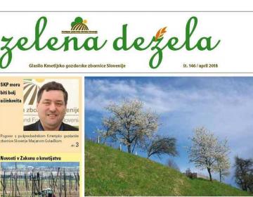 Zelena dežela 146 - april 2018