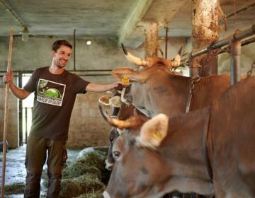 Vabilo na demonstracijo na kmetiji in dan odprtih...