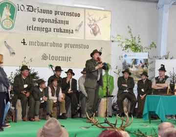 Sejemsko dogajanje bo pestro, med drugim bo potekalo tekmovanje v oponašanju jelenjega ruka