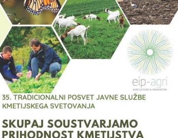 Posvet javne službe kmetijskega svetovanja bo
