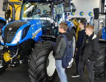 Predstavitve razpisa za mlade kmete