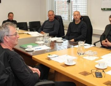 Predlog s strani ribogojcev je tudi izvajanje promocije ribjih izdelkov, zato so se dogovorili, da bodo imeli v okviru sejma AGRA na razstavnem prostoru KGZS stojnico