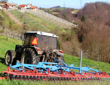 Obseg OMD v Sloveniji bo tudi po reformi predvidom...
