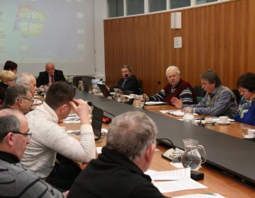 Na 11. seji članov upravnega odbora KGZS