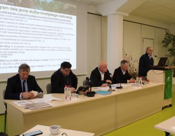 Svet KGZS o programu dela za 2020 in aktualnih tem...