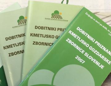 Razpis za priznanja KGZS 2020