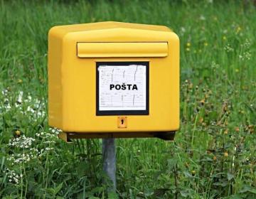 Glasovanje po pošti