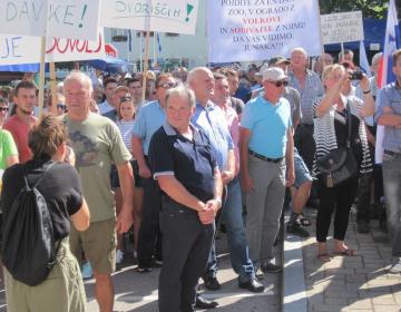 Slovenija ne bo zverinjak