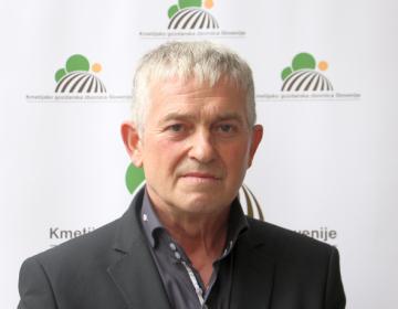 Novi predsednik KGZS Roman Žveglič