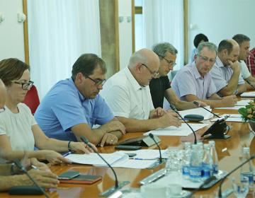 Izredna seja dveh komisij Državnega sveta o težavah slovenskega podeželja zaradi napadov zveri (Foto: Milan Skledar)
