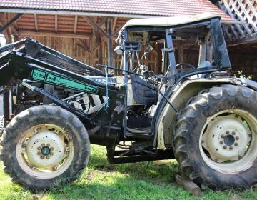 Za manj nesreč na kmetijah