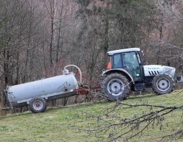 MKGP ni podaljšalo roka za gnojenje, zato morate to opraviti do 15. novembra