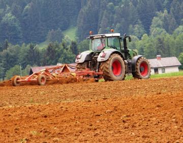 O »Ohranitvenem kmetijstvu« in shemi izbrana kakovost za žita