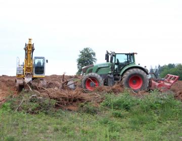 RAZPIS: Za agromelioracije in komasacije 1,7 milij...