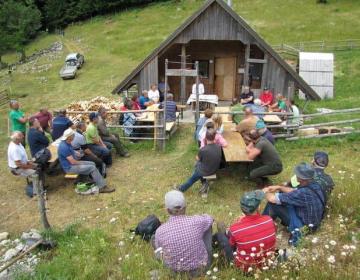 Letno srečanje gorenjskih agrarnih skupnosti (foto: Tatjana Grilc)