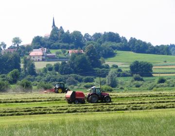 Poročilo CRP: Vrednotenje slovenske kmetijske poli...