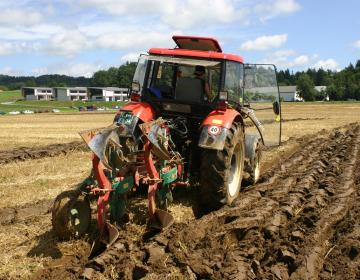 Delo kmetijskih svetovalcev prilagojeno razmeram