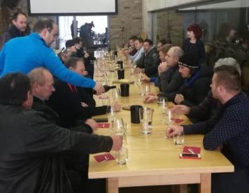 Že 91. vinarski tečaj